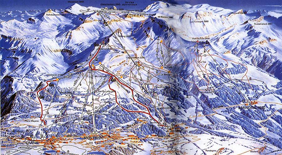 Tannenbaum Ski Club CransMontana